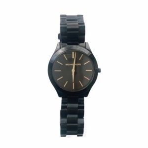 Michaels Kors All Stainless Steel Watch MK-3221